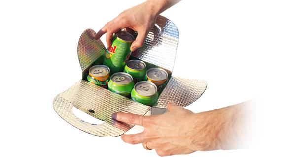Bolsa Termica Para Latas de Cerveza Sumol, Bolsas Térmicas