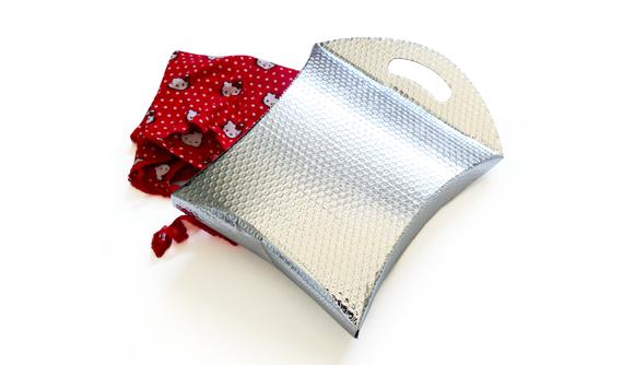 bolsa metalizada con asa 1